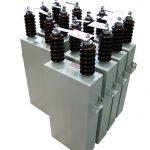 Capacitores de potencia KLV Iskra Alta Tension
