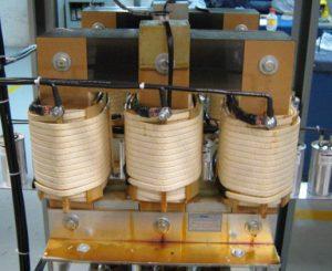 reactor sintonia rechazo