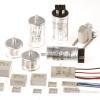 capacitores electrónicos y electrodomésticos